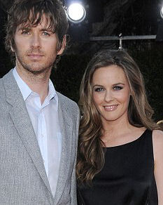 Alicia Silverstone and Husband Christopher Jarecki ...