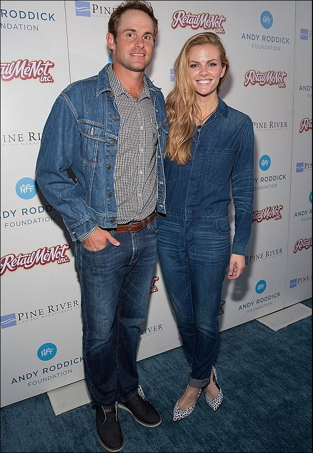 Brooklyn Decker And Andy Roddick Expecting First Child